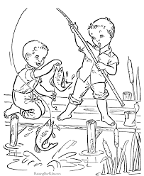 Small Picture Coloring book page of Fish pages 2 color Pinterest Coloring