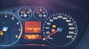 Ford Focus 2 Tellers Vallen Weg Motor Systeem Storing Opgelost