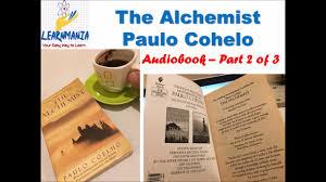 the alchemist paulo coelho audio book part  the alchemist paulo coelho audio book part 2
