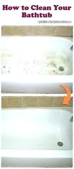 remove stains from porcelain tub remove rust from bathtub remove rust stain from bathtub how to