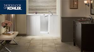 if you re looking for top of the line walk in bathtubs for your home in or around minneapolis look no further than our selection of kohler walk in tubs