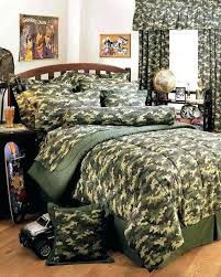 camo crib sheets