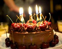 beautiful happy birthday chocolate cake with candles. Beautiful Candles Beautiful Happy Birthday Chocolate Cake With Candles In With U