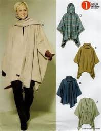 Fleece Poncho Pattern With Hood Beauteous Image Result For Diy Fleece Poncho Crafts Pinterest Fleece