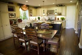 eat in kitchen furniture. In A Wide, Traditionally Styled Kitchen, There\u0027s Plenty Of Floor Space For The Large Eat Kitchen Furniture M