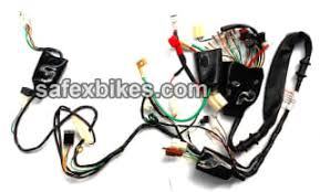 wiring harness passion pro es swiss motorcycle parts for hero honda click to zoom image of wiring harness passion pro es swiss