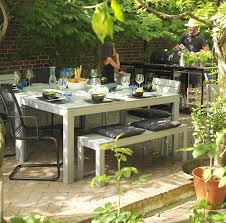 GARPEN Table And 4 Armchairs  IKEA  Office Design Committee Outdoor Dining Furniture Ikea