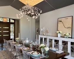 nice modern contemporary dining room chandeliers elegant modern