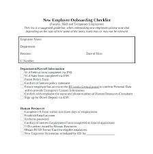 Employee New Hire Forms Free New Employee Orientation Template Packet Checklist Ate Hire