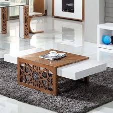 <b>High Gloss</b> MDF Modern <b>Coffee Table</b> in White CC61 Manufacturer ...
