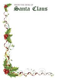 Studio 5 Christmas Stationary Templates Free Stationery For