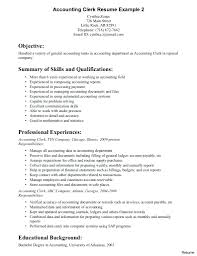 Good Qualifications For A Job 10 Job Description Qualifications Examples Resume Samples