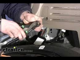 trailer wiring harness installation ford edge etrailer trailer wiring harness installation 2007 ford edge etrailer com