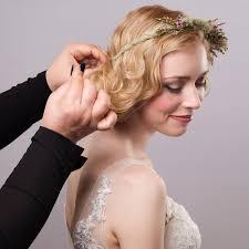 Gatsby Hair Style romantic wedding hairstyle tutorial for long hair 8946 by stevesalt.us