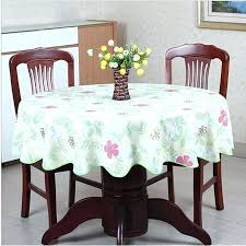 party table covering table covering past round table cloth plastic table cover flowers printed tablecloth waterproof