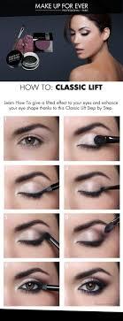 diy ideas makeup clic lift eye makeup