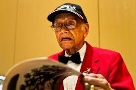 tuskegee airmen essay morgan hosts tuskegee airman for symposium  u s department of defense photo essay elmer jones autographs tuskegee airmen books at a book signing