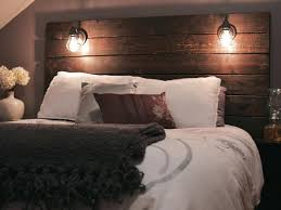 how to build a rustic headboard rustic wooden headboard diy rustic headboards for queen beds