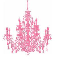 pink chandelier childrens pink chandelier uk