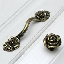 cheap furniture knobs. Dresser Door Handles Buy 3 4 Antique Bronze Rose Shabby Chic Drawer Pulls . Cheap Furniture Knobs O