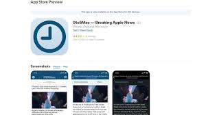 Ipad Web Design App Apple Overhauls App Store Web Interface With New Ios Like