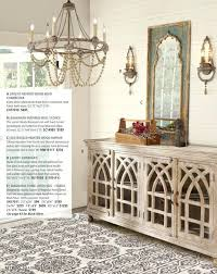 magnolia lotus rug a b a rustic refined wood bead chandelier c rustic petite wood beads d from