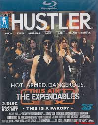 HUSTLER This is Aint The Expendables 3D Blu-Ray + Blu-Ray 3D Keine deutsche  Version: Amazon.de: DVD & Blu-ray