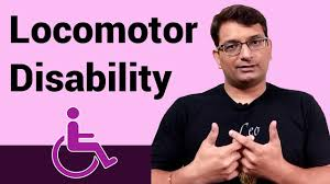 What Is The Meaning Of Locomotor Disability