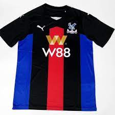 Crystal Palace คริสตัล พาเลซ 20/21 สวยงาม ไซส์ S-2XL เสื้อฟุตบอล BB Ball  Shirt