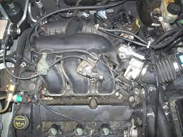 SOLVED  Firing order for a 2003 ford escape   Fixya likewise 2008 Ford Escape Wiring Harness  Ford  Wiring Diagram Gallery together with How to Change Spark Plugs on V6 3 0 Ford Escape or Simlar Ford also  in addition  likewise  further Engines   Taurus Sable Encyclopedia additionally  together with  furthermore 2004 Ford Escape Engine Diagram  Wiring  All About Wiring Diagram in addition Ford Escape 3 0 2010   Auto images and Specification. on 2001 ford escape 3 0l engine diagram