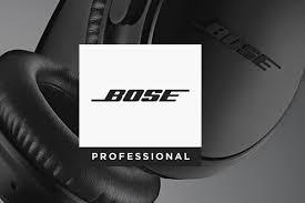 bose professional logo. bose professional logo w