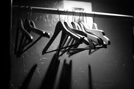 empty closet with hangers. Empty Closet. Brilliant Closet In O With Hangers