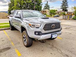2019 Toyota Tacoma Led Fog Lights 2016 2020 Toyota Tacoma Led Fog Light Pod Replacements Combo
