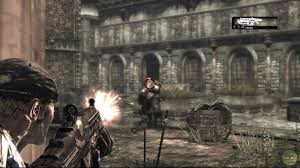 Gears of War 2007 pc-ის სურათის შედეგი