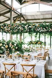 fl greenery chandeliers love katie plus sarah photography