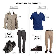 Interview Outfits For Men Joblaunch Entry Level Jobs For Students And Teens