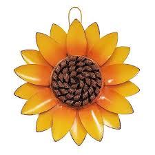 sunflower wall decor