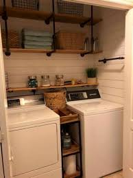 36 Smart Storage Ideas for Small Laundry Room   Laundry room inspiration,  Laundry room remodel, Small laundry rooms