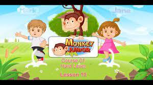 Lesson 10 | Course 1 - Hard | Bé học tiếng anh với Monkey Junior | Tổng hợp  những bản nhạc tiếng Anh cho bé hay nhất. - Kênh nhạc ru ngủ,