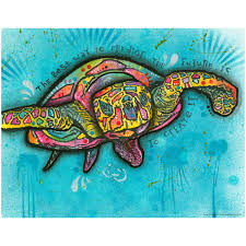 sea turtle dean russo pop art wall decal removable wall stickers retroplanet com