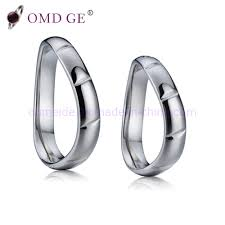 Latest Couple Ring Designs Hot Item Odm Latest Fashion Water Drop Designs Zircon Stone Couple Rings