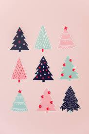 Printable Christmas Tree Free Printable Christmas Tree Gift Tags Tell Love And Party