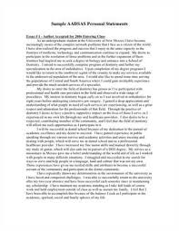 MBA Personal Statement Examples   Ivy Research
