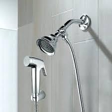 shower attachment for bathtub faucet