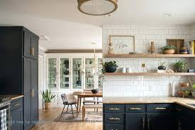 kitchen shelves instead of cabinets kitchen reveal with dark cabinets and open shelving kitchen cabinets shelves