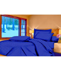 trance single duvet cover cotton satin 200 tc dark blue trance single duvet cover cotton satin 200 tc dark blue at low snapdeal