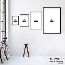 Poster Du Ich Passt Mit Rahmen