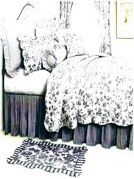 toile bedding sets toile twin comforter sets
