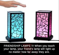 Long Distance Friendship Lamp Wi Fi Touch Lights The