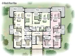 apartment building plans design. 3 Story Apartment Building Plans Design Apartments Floor Splendid Modern E
